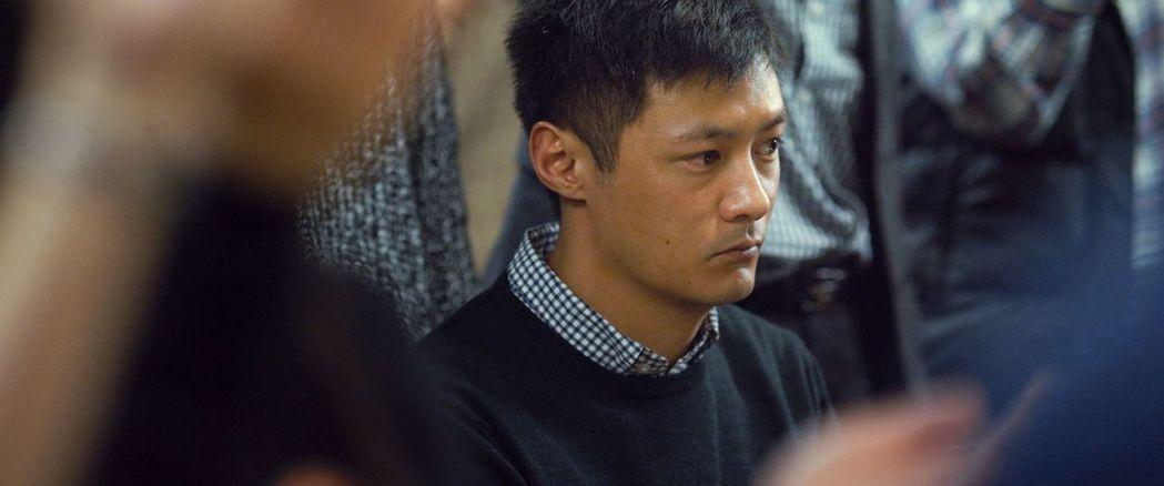 余文樂在新片「一念無明」中扮演躁鬱症患者。圖/甲上提供