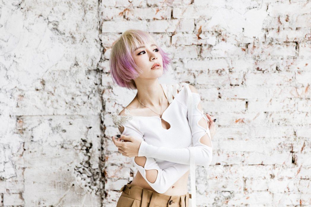 林明禎將於4月29日發單曲。圖/種子音樂提供