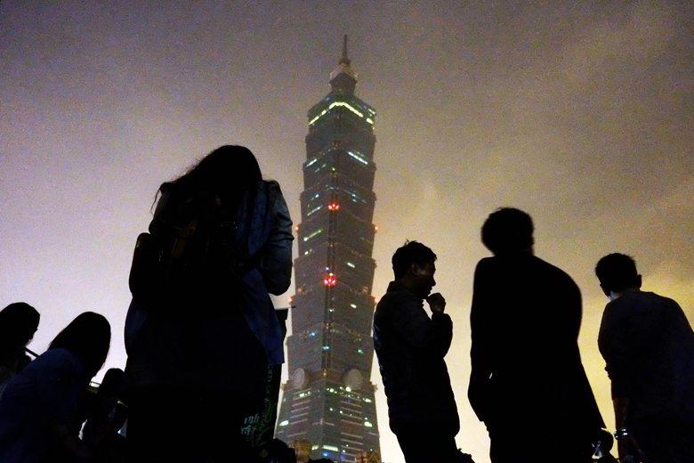個人行為,傷害的不只是你自己,更是台灣整體的形象。 圖/美聯社