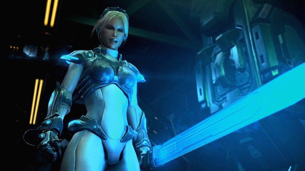 圖/截自《星海爭霸II:諾娃特務密令》-背叛影片。