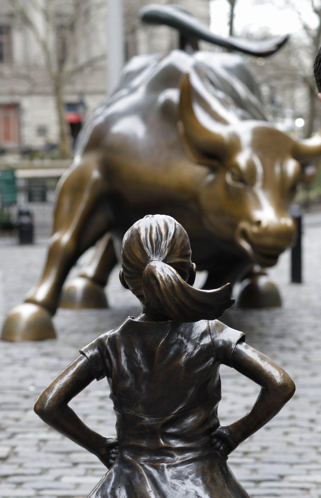 【重磅快評】無畏女孩、衝鋒公牛與股神的「玩笑話」