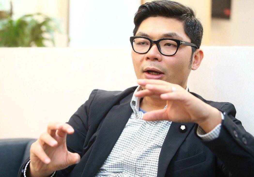 國民黨立委許毓仁。 圖/聯合報系資料照片