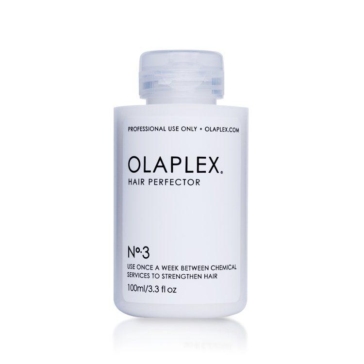 OLAPLEX in the House歐啦3號,100ml售價1,200元。圖...