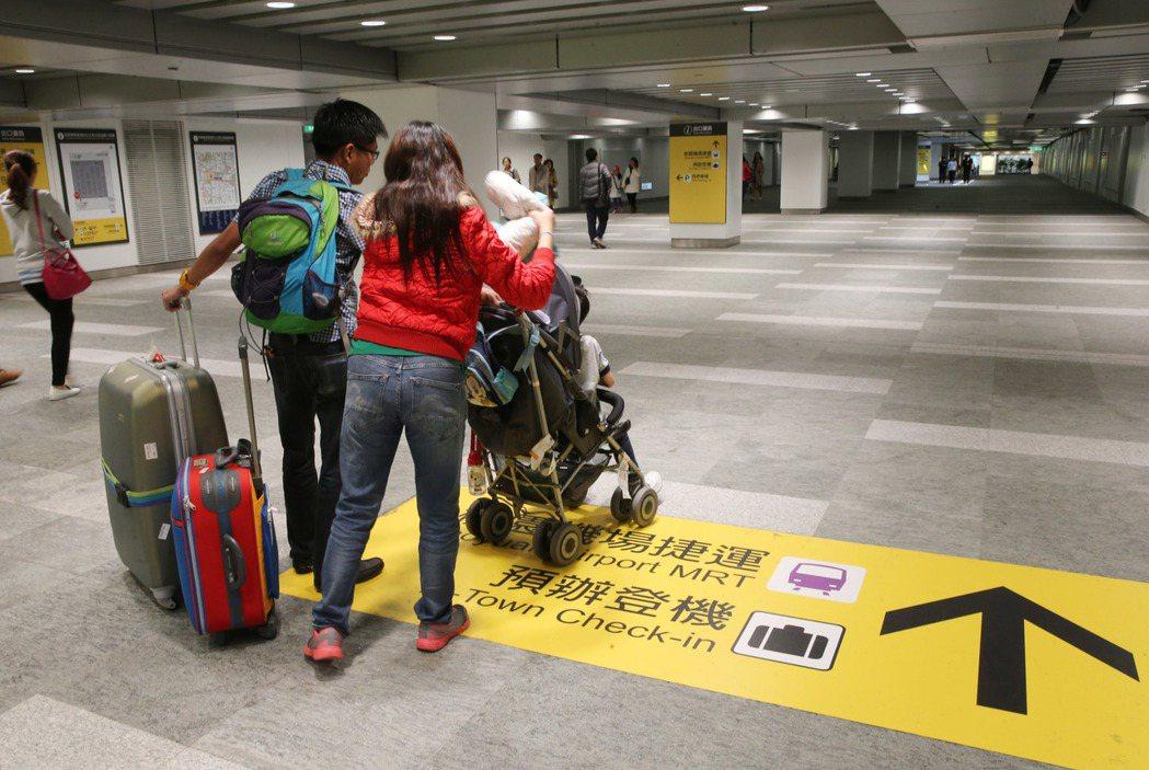 機捷在台北車站西北角,但西北角沒斜坡道,若乘輪椅、推娃娃車,必須從北一門下斜坡道...
