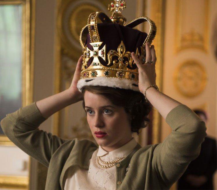 「王冠」被看好成為金球獎大贏家。圖/摘自imdb