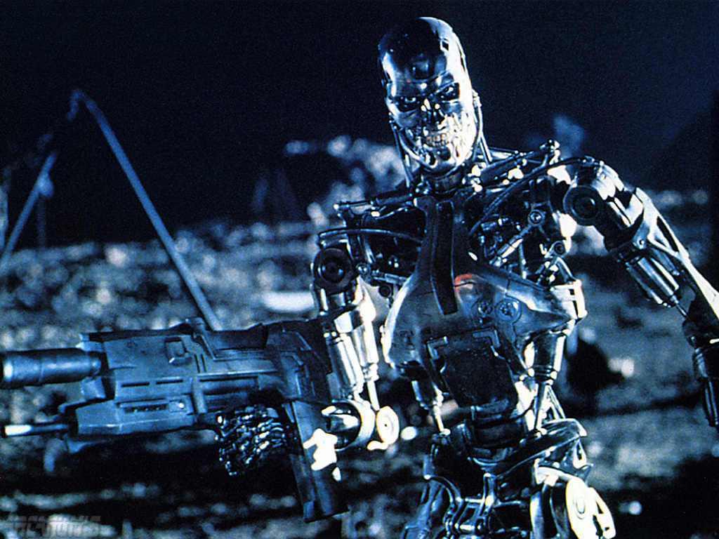 「魔鬼終結者2」的特效與音效曾震撼當年的觀眾。圖/摘自imdb