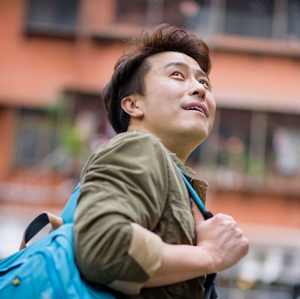 韓國人盧開朗來台14年。圖/擷取自開朗先生-노해랑의 Mr. Happiness