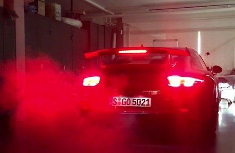 最新保時捷911 GT3小改款 先讓你聽引擎聲