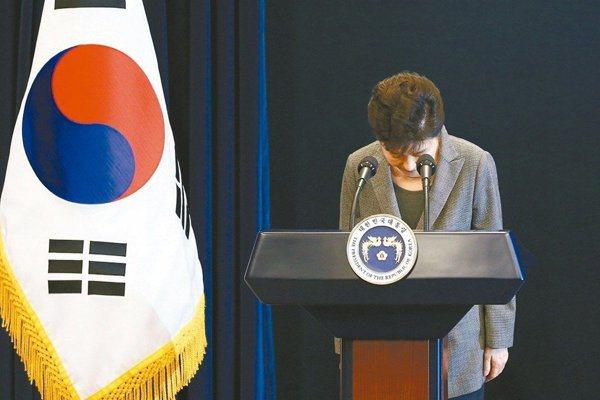 朴槿惠接受傳喚調查 警方嚴密封鎖現場