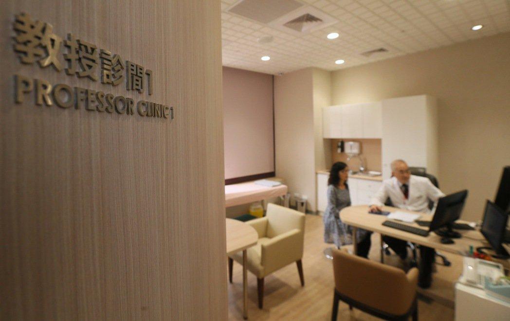 新開幕的醫者診所,以齊全的設備加上專人檢測,提供病患完整快速的醫療服務。記者許正...