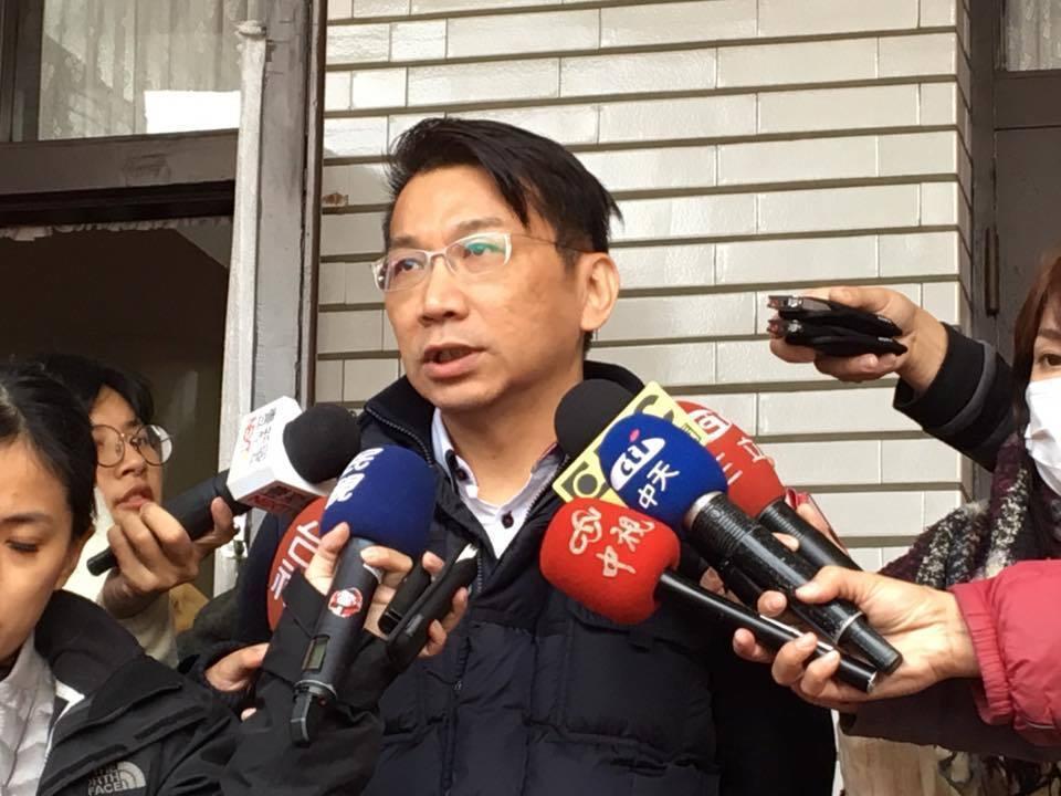國民黨要李永得反省,時代力量立委徐永明批評「令人作噁」。圖/聯合報系資料照