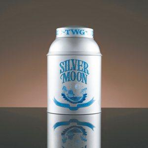TWG茶罐。 TWG/提供