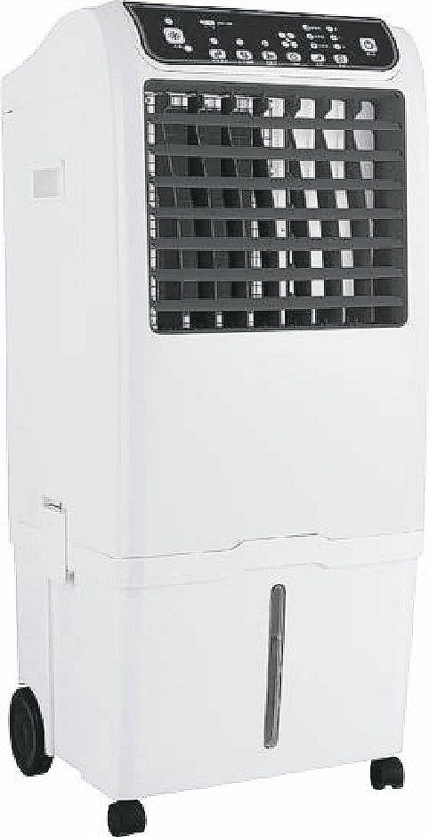 德國米徠移動式水冷扇售價4980元,特價3980元。 圖/大潤發提供