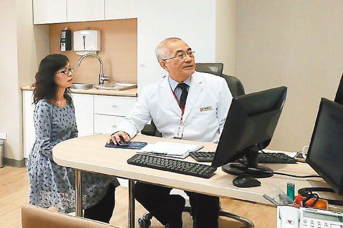 國內首家完全自費的超五星級診所,有地區醫院的設備規模。 記者許正宏/攝影