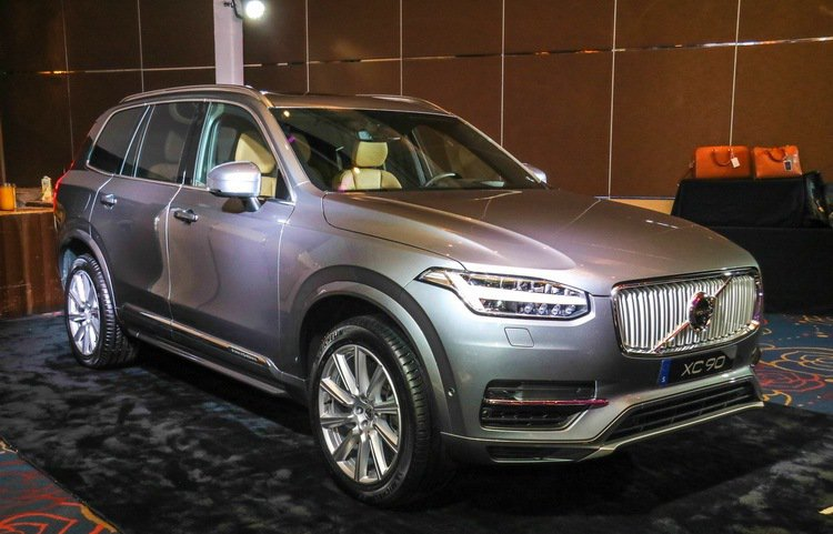 Volvo XC90 T8 Inscription是繼XC90 T8 Excel...
