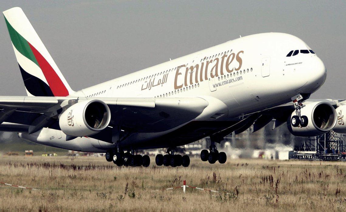 反恐或商戰?英美針對中東航空的「電子限令」。 圖/歐新社