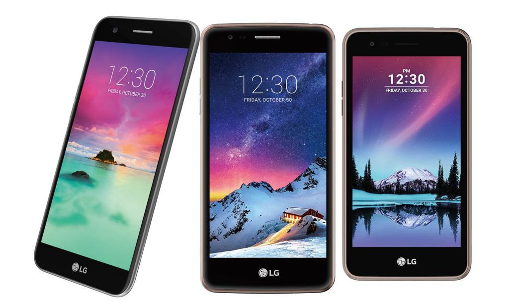 LG K SERIES)國民機種共推出K10、K8及K4(2017)三款新機,在...