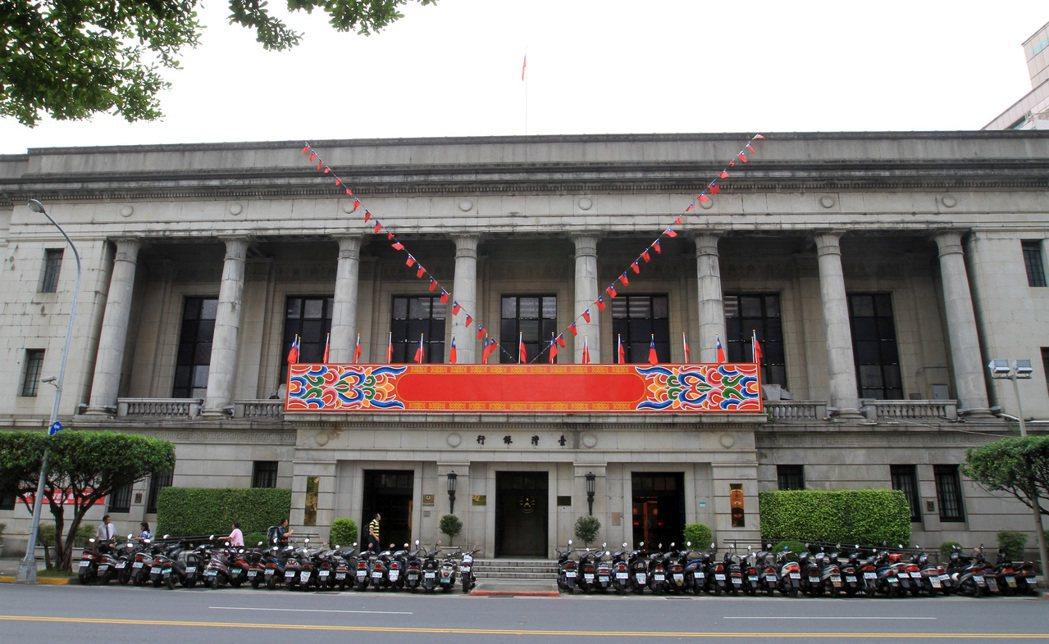 台銀和總統府、台北賓館、國史館是日本殖民時代建築,國民黨團建議一併轉型為博物館。...