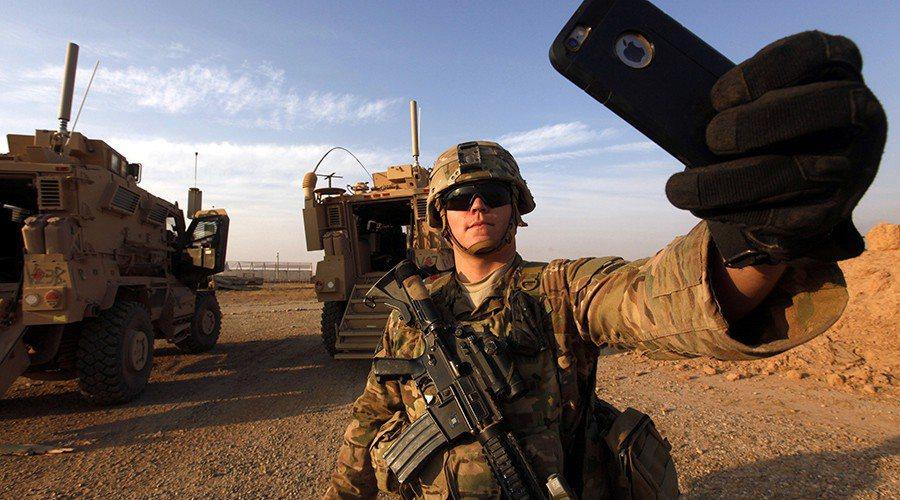 陸戰隊在爆發女兵裸照醜聞後,已宣布新的社群媒體政策。(路透)