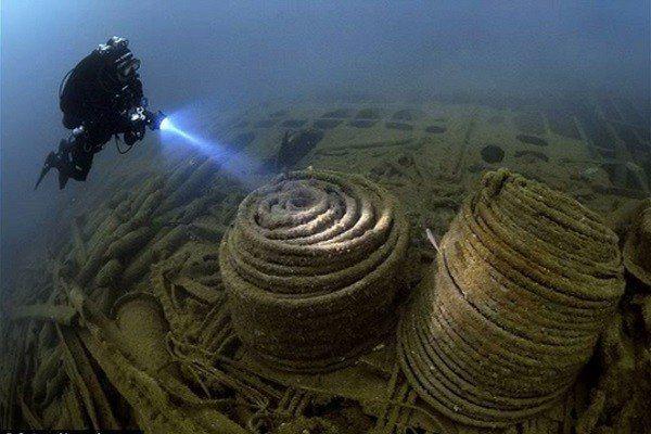 英國黃金船找到了!沉甸甸的黃金值1648億03-21 11:06424