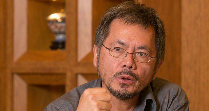 中央大學教授焦桐 報系資料照