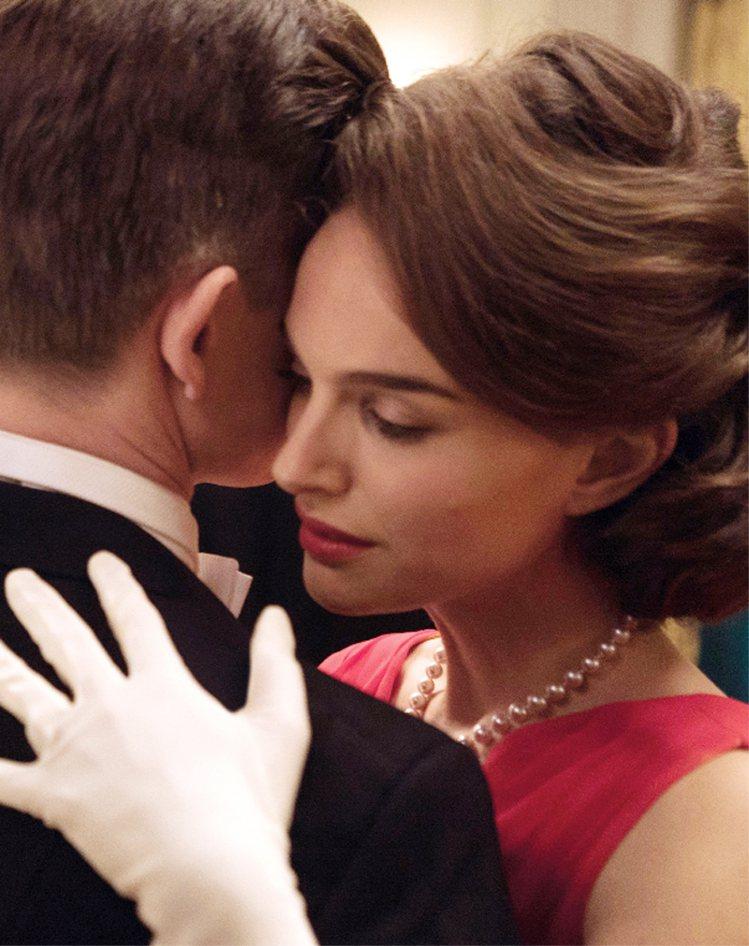 娜塔莉波曼話題電影《第一夫人的秘密》劇照。圖/伯爵提供