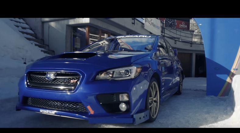 如果你是一位拉力賽(Rally)車手、有著一台 Subaru WRX STI 並感到無聊時,你會想做什麼? 摘自 Youtube