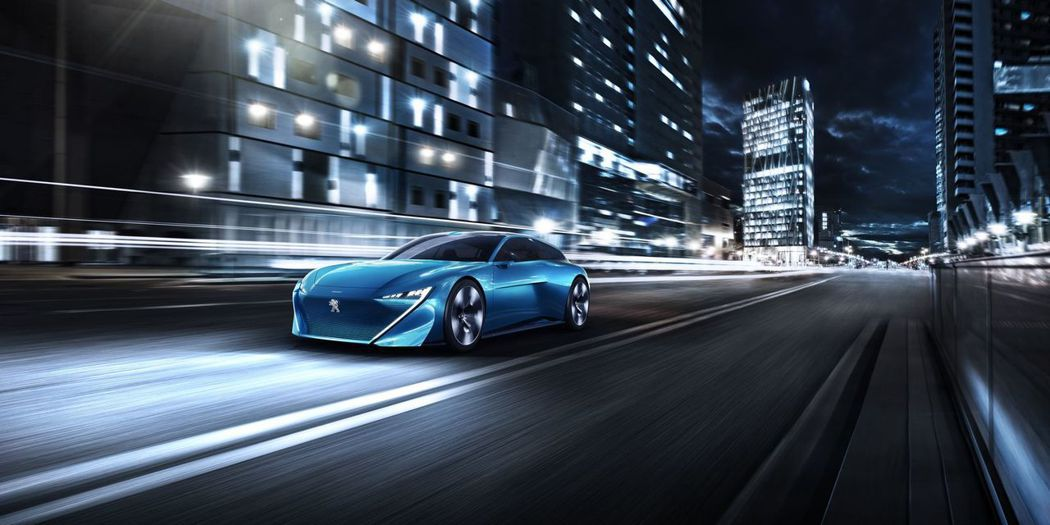 Peugeot日前在巴賽隆納MWC世界移動通訊大會上,發表名為「Instinct...