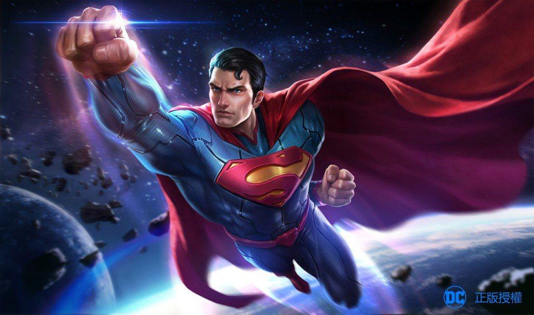 《Garena 傳說對決》取得 DC 娛樂正式授權,熱門角色如「超人」的正義力量...