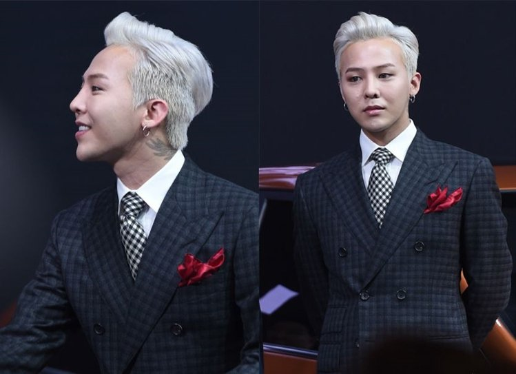 南韓天團BIGBANG隊長權志龍(G-Dragon)。圖/擷自pinterest