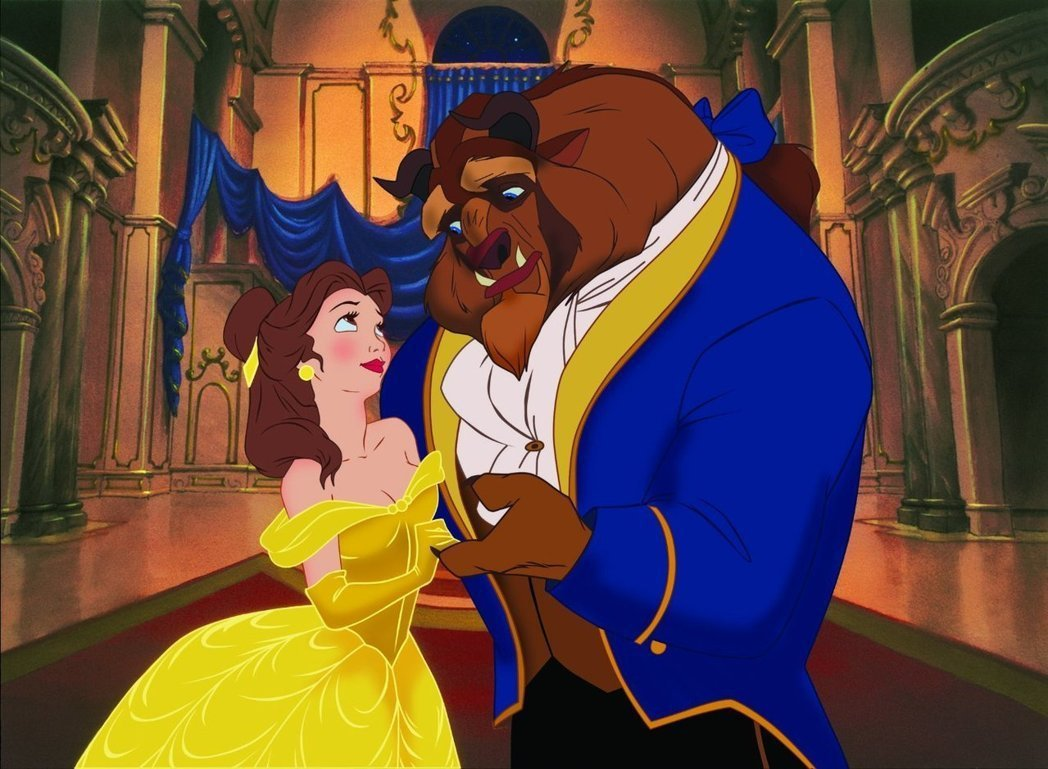 「如果同性跟同性可以結婚,那人跟寵物會不會也可以結婚?」 圖/Walt Disney