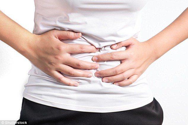 幽門螺旋桿菌除會引起胃潰瘍外,還可能引起口臭。 圖/翻攝自英國每日郵報
