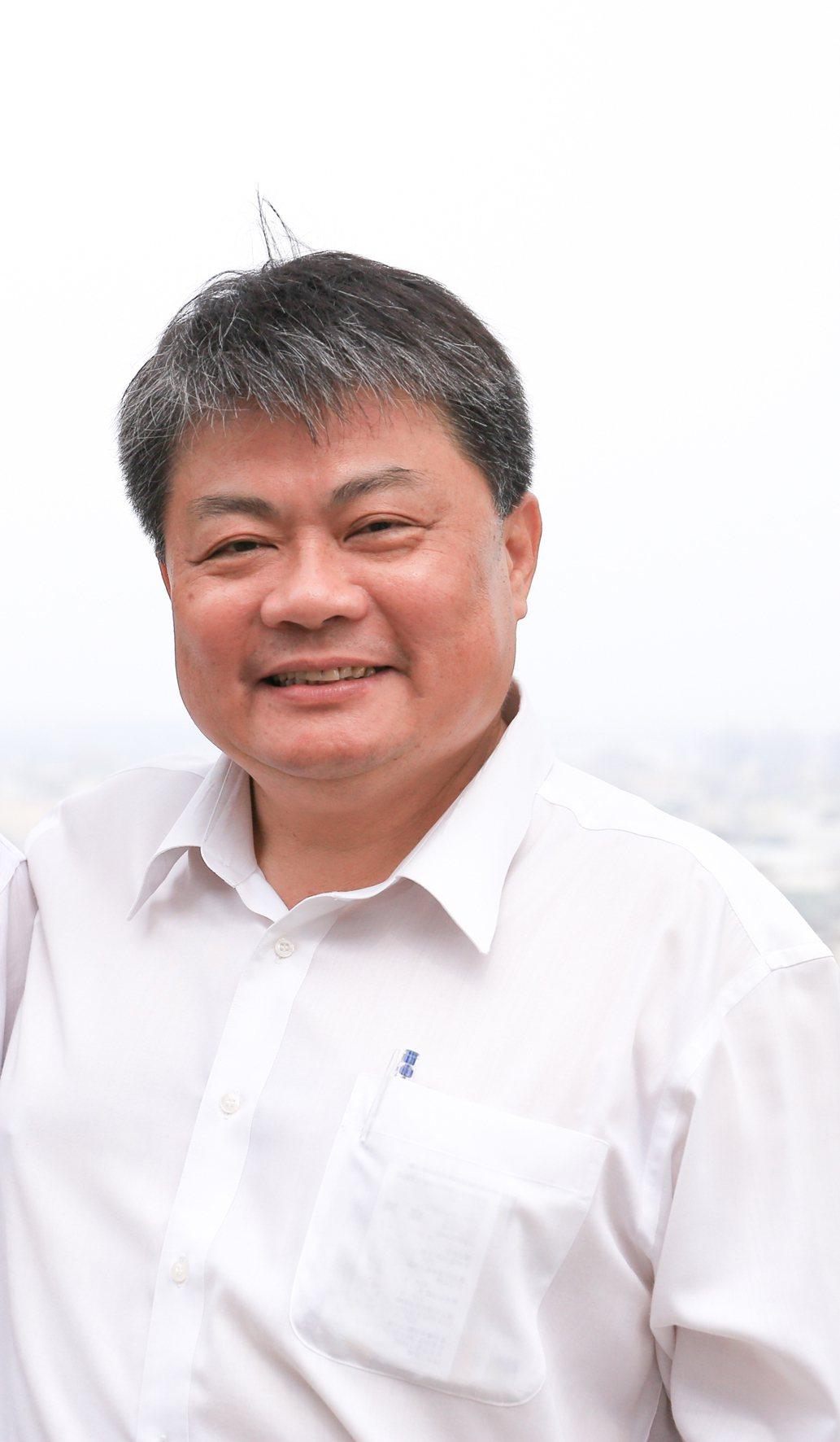 福懋建設總經理凃耀斌。 攝影/張世雅
