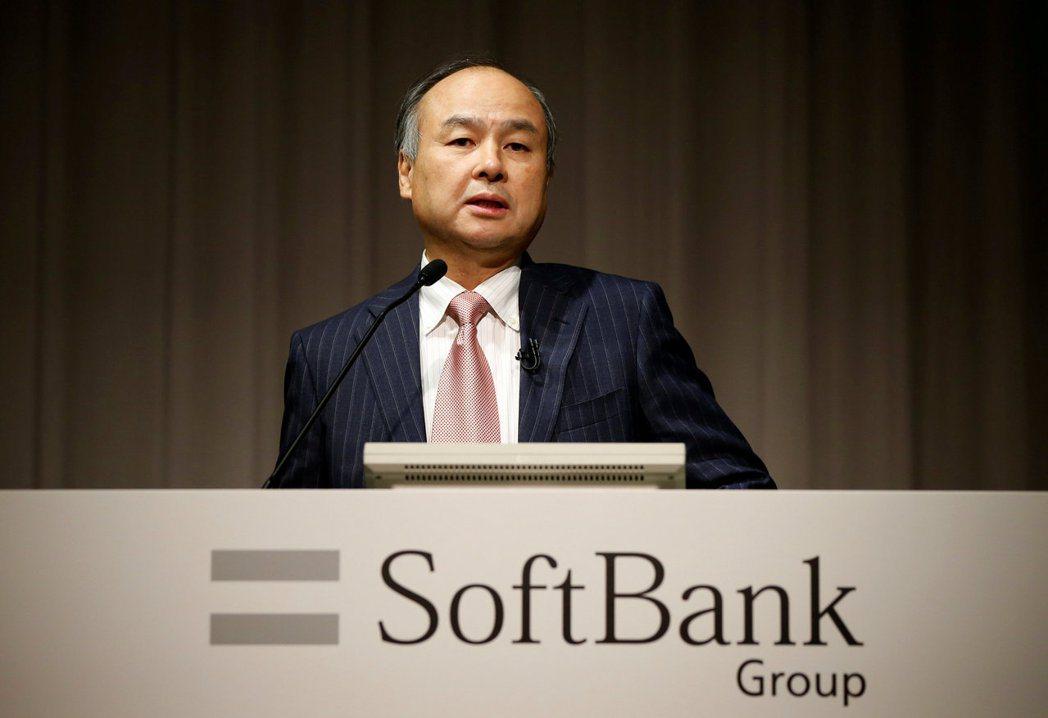 軟體銀行社長孫正義的投資風格難以預測。(路透)