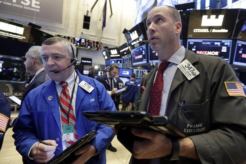 投資人保持觀望,美股交易清淡。(美聯社)