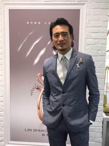 珠寶設計師林曉同,透過發展品牌,翻轉台灣珠寶產業為人作嫁困境。記者張念慈/攝影