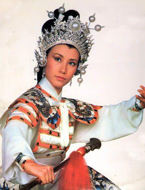 汪明荃主演的「楊門女將」曾在台灣創收視佳績。圖/摘自新浪博客