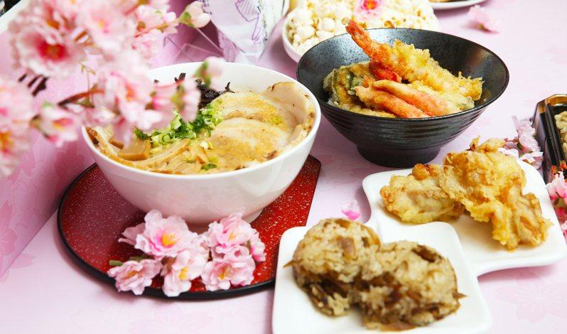 北海道物產豐富,被網友票選為日本美食第一的地區。圖為2017年SOGO百貨忠孝館北海道美食展。記者陳正興/攝影
