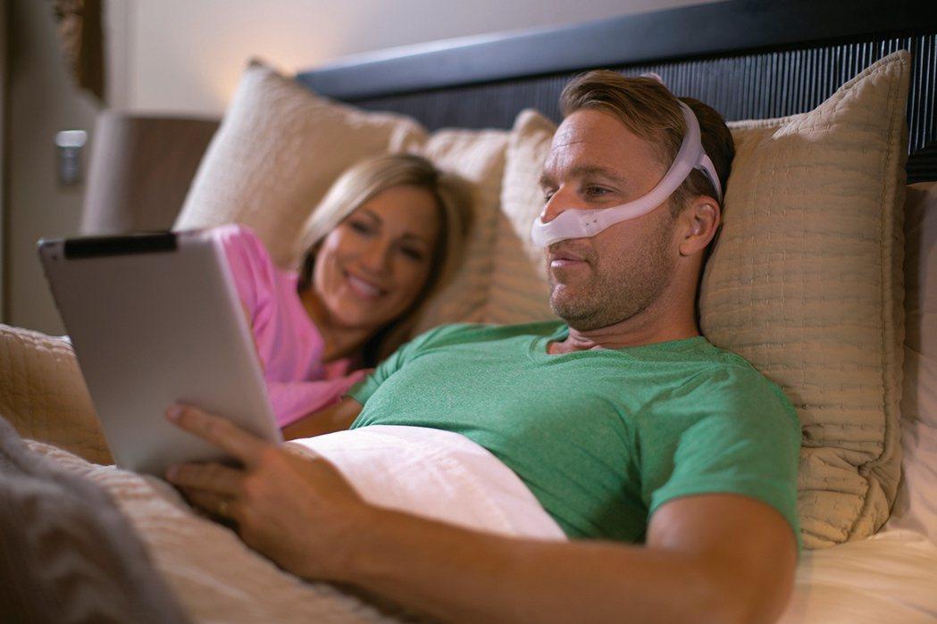 飛利浦呼籲重視睡眠呼吸中止症(OSA)所帶來的潛在性健康議題,患者並積極治療、重...
