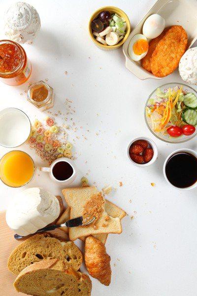 吃早餐能提高體溫、提高基礎代謝。本報資料照片
