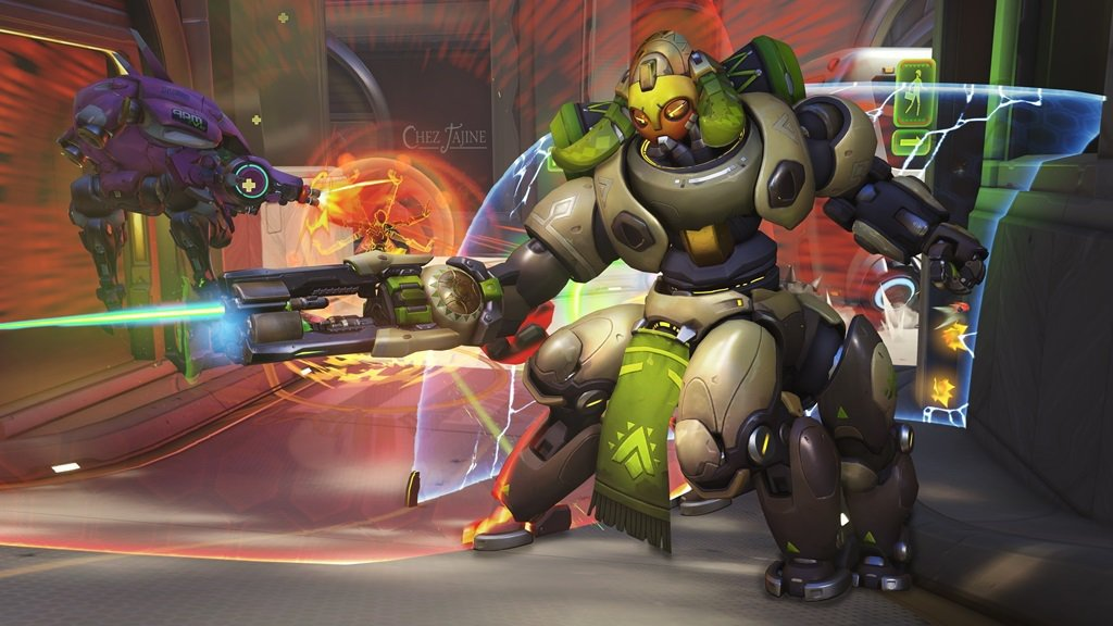 需要更高超技巧與戰術的「競技對戰」模式,將延後一周啟動歐瑞莎。