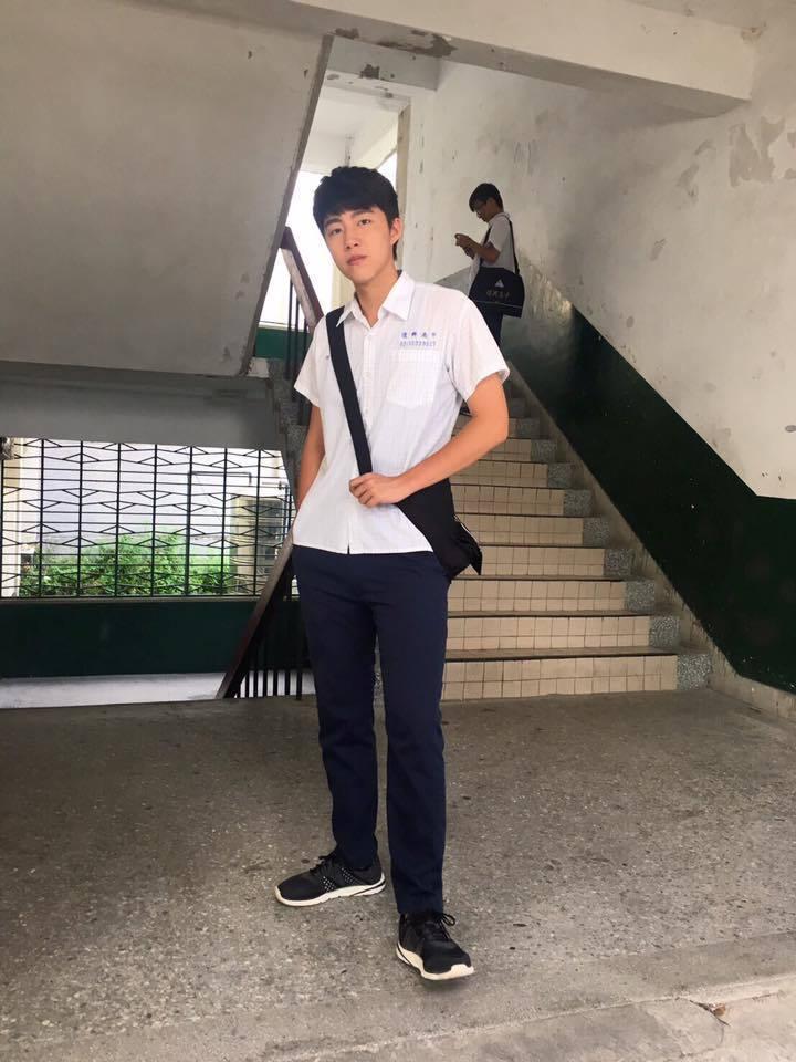蔡凡熙。 圖/擷自蔡凡熙臉書
