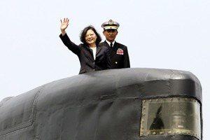 重層嚇阻:蔡政府國防戰略的新氣象與中華民國的舊問題