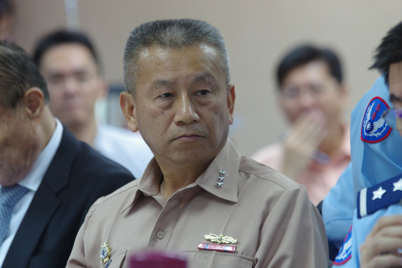 蒲澤春上將。聯合報系資料照/記者程嘉文攝影