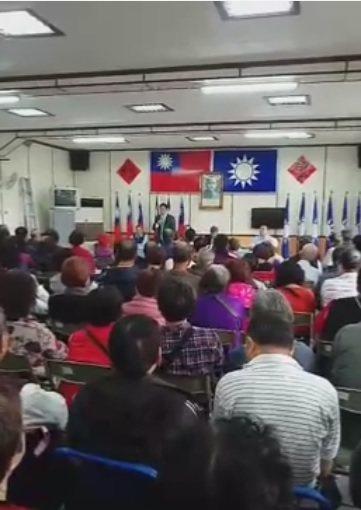 孫文學校論壇一景。 圖/截自孫文學校粉絲團