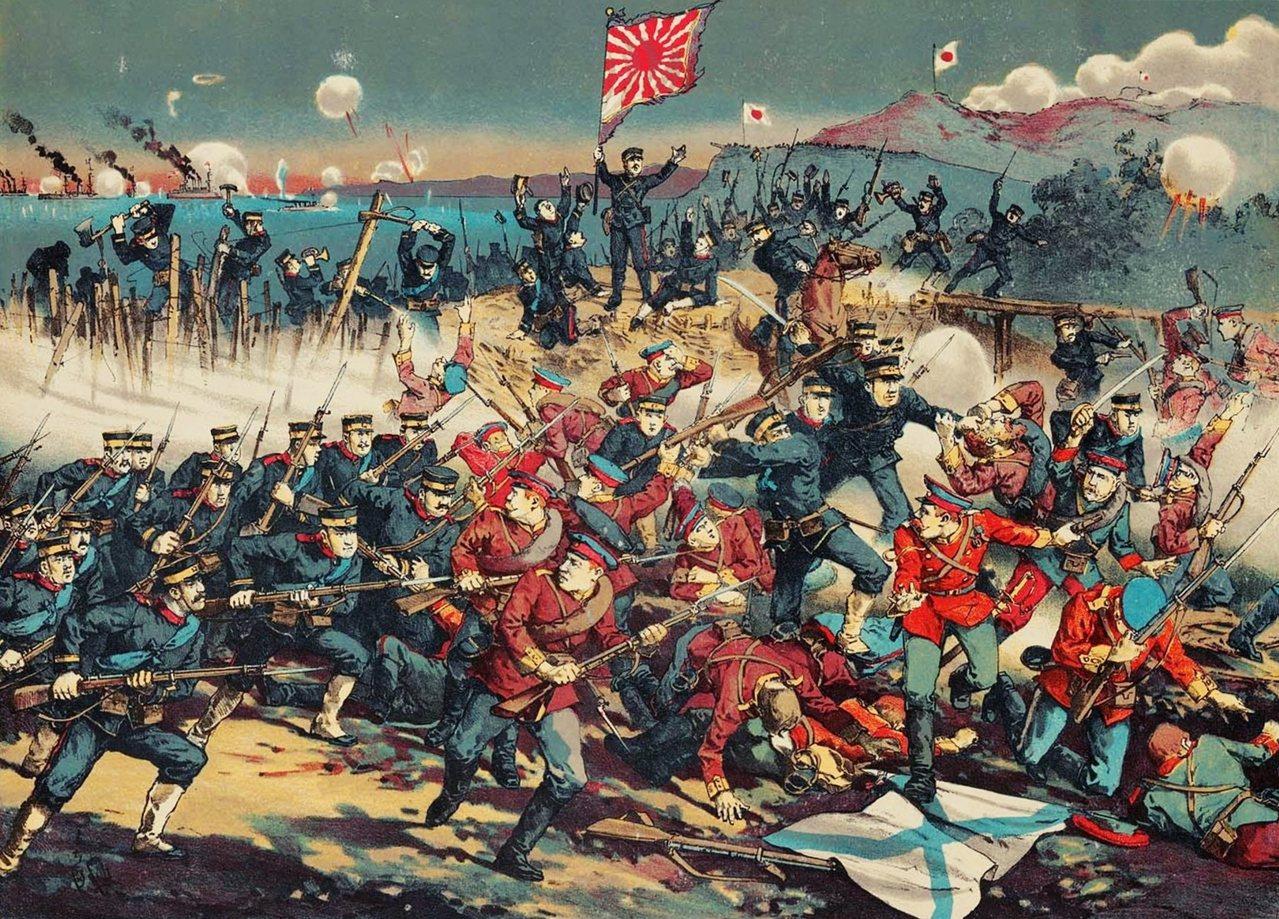 「日本戰勝的根已蔓生得太廣太遠,因為它會長出的那些果實,如今已無法完全遇見。」圖...