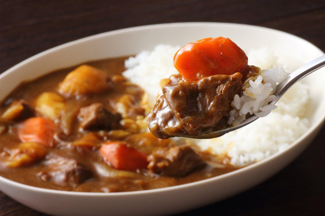 日式咖哩的誕生,見證了一個亞洲時代的歷史。 圖/Shutterstock