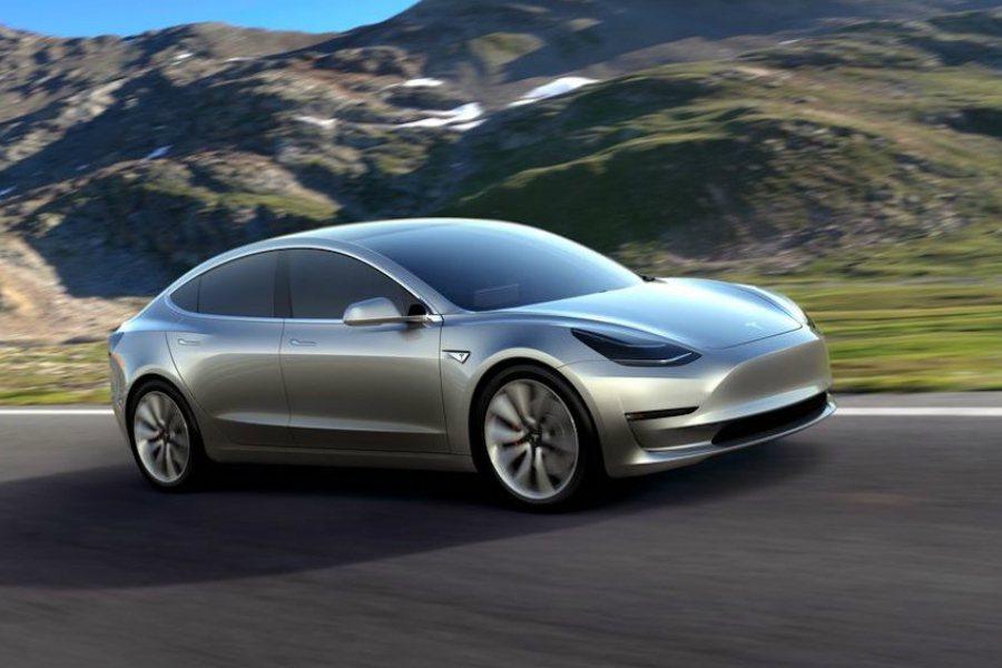 Model 3 是 Tesla 今年的重點產品,同時也是該公司是否能擴張版圖的關鍵。 摘自 Tesla