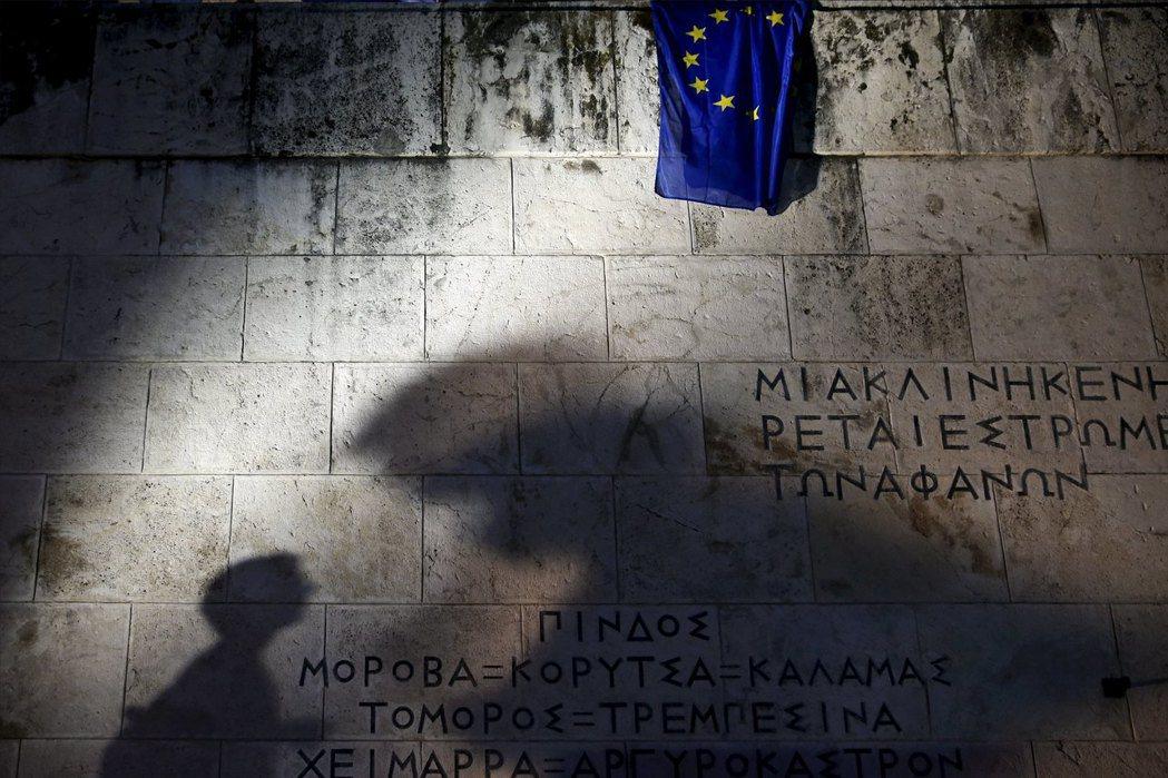 如今的歐盟,站著茫茫十字路口上。 圖/路透社