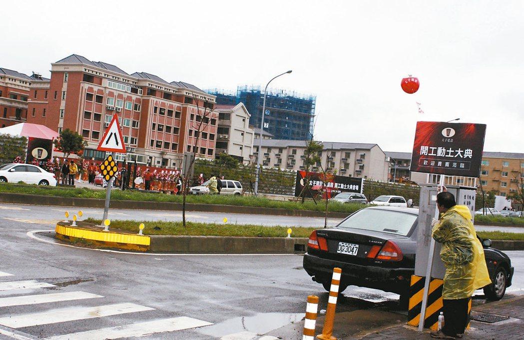 桃園青埔重劃區五年內新屋共有4,778戶,占所有住宅類房屋數量七成左右,不過高達...